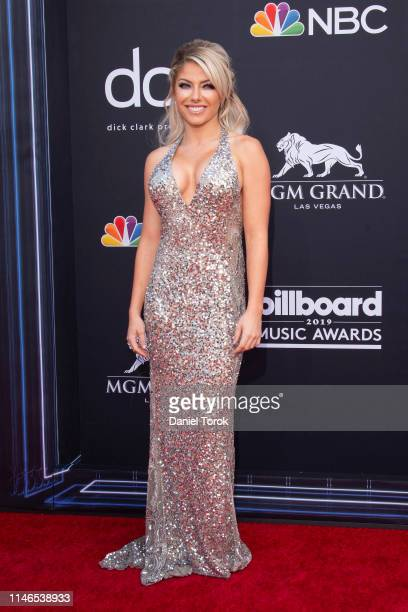 Alexa Bliss arrives the '2019 Billboard Music Awards' at MGM Grand Arena on May 01 2019 in Las Vegas Nevada
