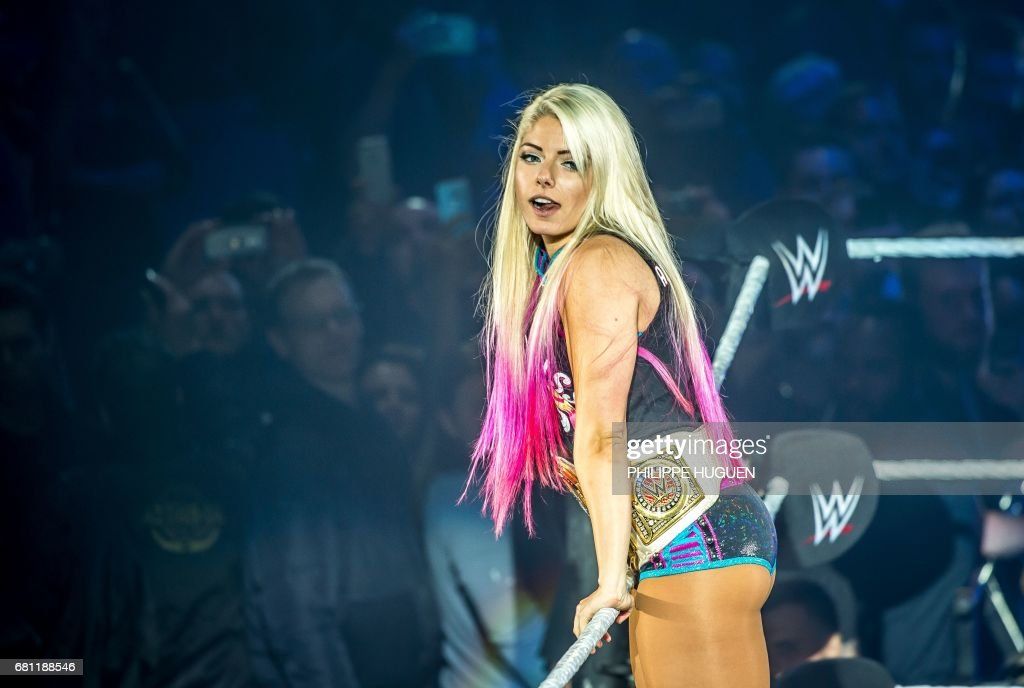 Worlds Best Alexa Bliss Stock Pictures Photos And Images