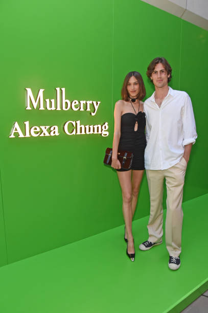 GBR: Mulberry x Alexa Chung Collection Launch
