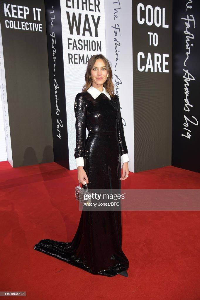 The Fashion Awards 2019 - Prologue : News Photo