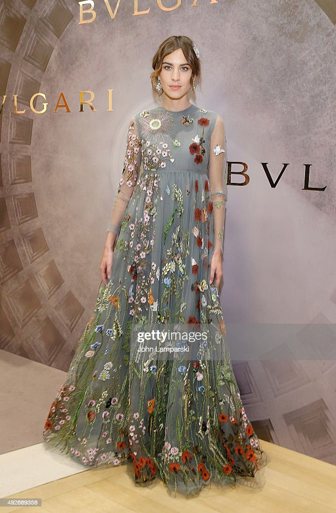 Bvlgari And Rome: Eternal Inspiration Opening Night