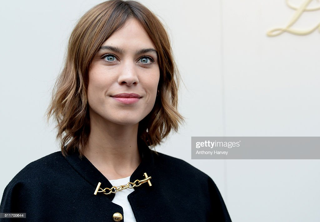 Burberry - Arrivals - LFW AW16