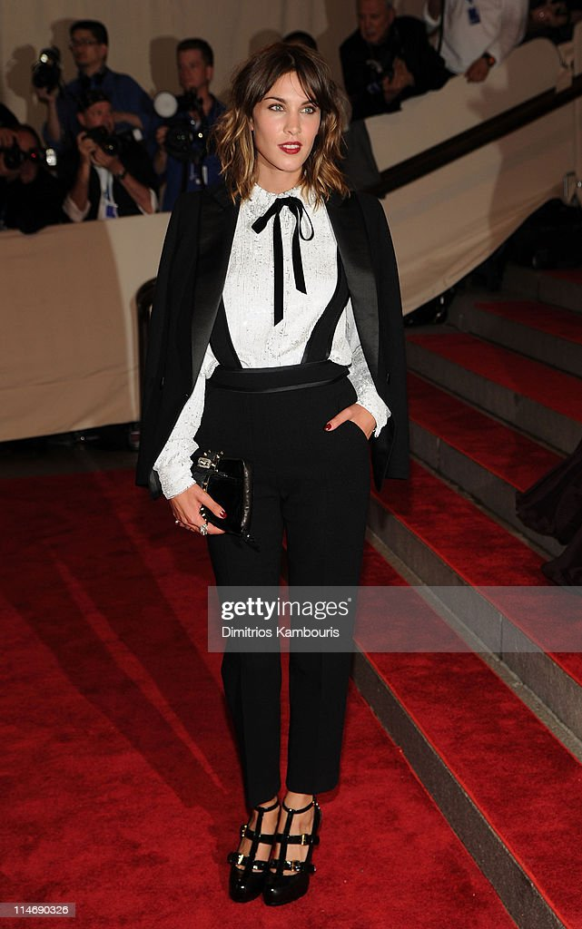 American Woman: Fashioning A National Identity Costume Institute Gala at The Metropolitan Museum of Art - Arrivals : News Photo