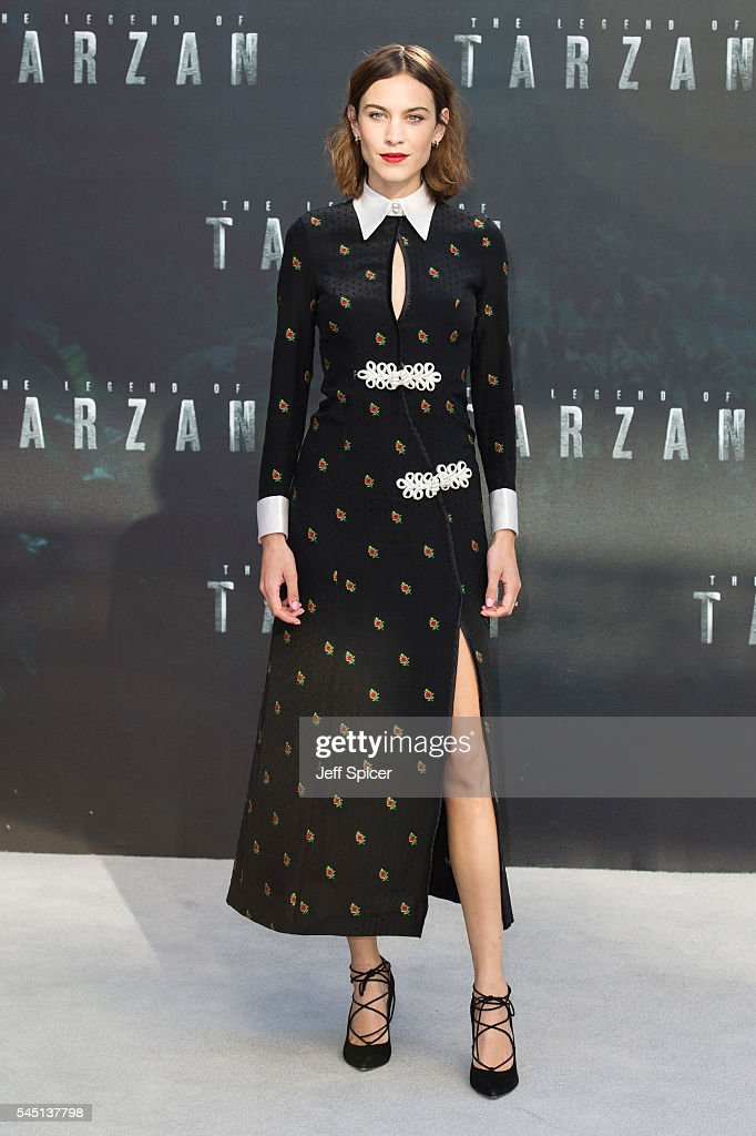 """The Legend Of Tarzan"" - European Premiere - Red Carpet Arrivals"