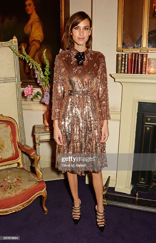 Gucci Cruise 2017 - Party : News Photo