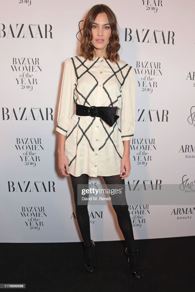 Harper's Bazaar Women of the Year 2019 : News Photo