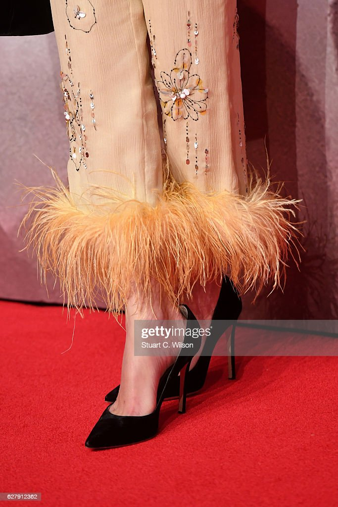The Fashion Awards 2016 - Red Carpet Arrivals : News Photo