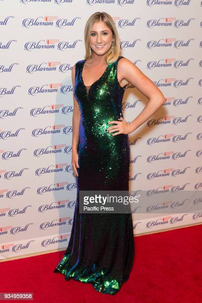 Alexa Curtis attends Endometriosis Foundation of America 9th Annual Blossom Ball at Cipriani 42nd street