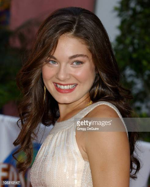 Alexa Davalos during 'The Chronicles Of Riddick' World Premiere Arrivals at Universal Amphitheatre in Universal City California United States
