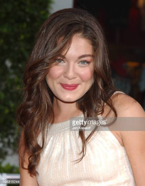 Alexa Davalos during The Chronicles Of Riddick World Premiere Arrivals at Universal Amphitheatre in Universal City California United States