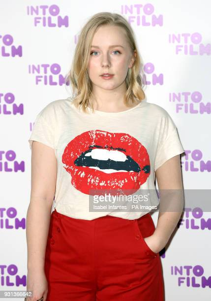 Alexa Davies attending the Into Film Awards 2018 held at the BFI Southbank London