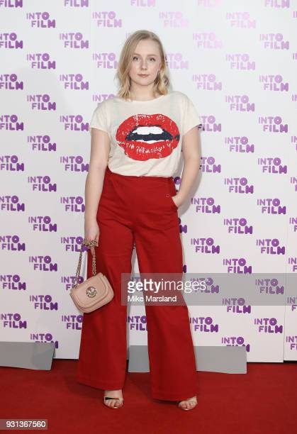 Alexa Davies attends the Into Film Awards at BFI Southbank on March 13 2018 in London England