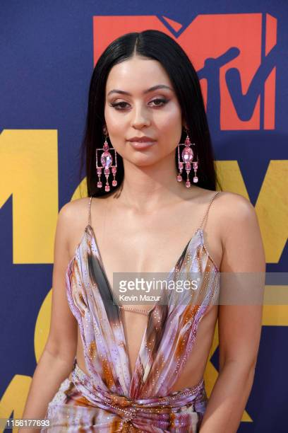 Alexa Demie attends the 2019 MTV Movie and TV Awards at Barker Hangar on June 15 2019 in Santa Monica California