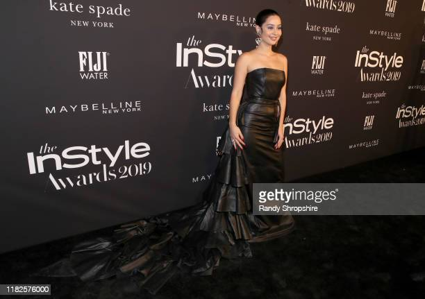 Alexa Demie attends the Fifth Annual InStyle Awards at The Getty Center on October 21 2019 in Los Angeles California