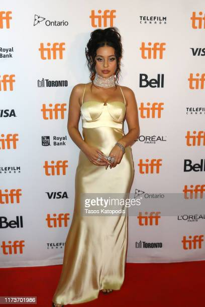 Alexa Demie attends the Waves premiere during the 2019 Toronto International Film Festival at Ryerson Theatre on September 10 2019 in Toronto Canada
