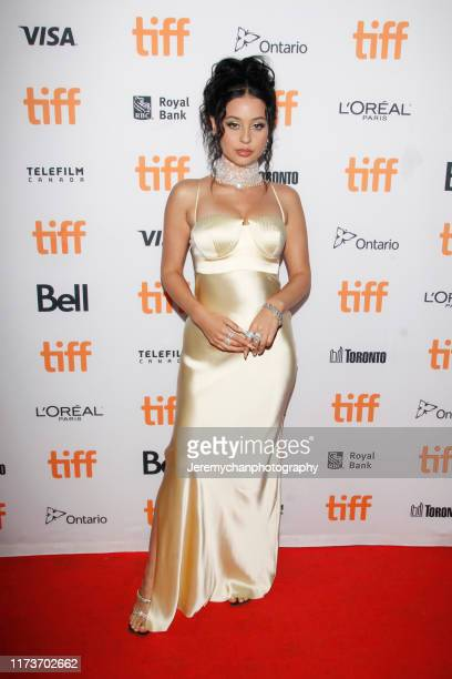 Alexa Demie attends the Waves Premiere held at Ryerson Theatre on September 10 2019 in Toronto Canada