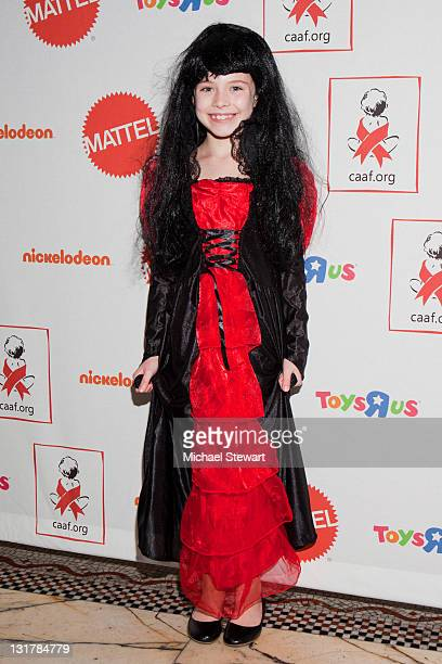 Alexa Gerasimovich attends 2010 Dream Halloween at Capitale on October 24 2010 in New York City