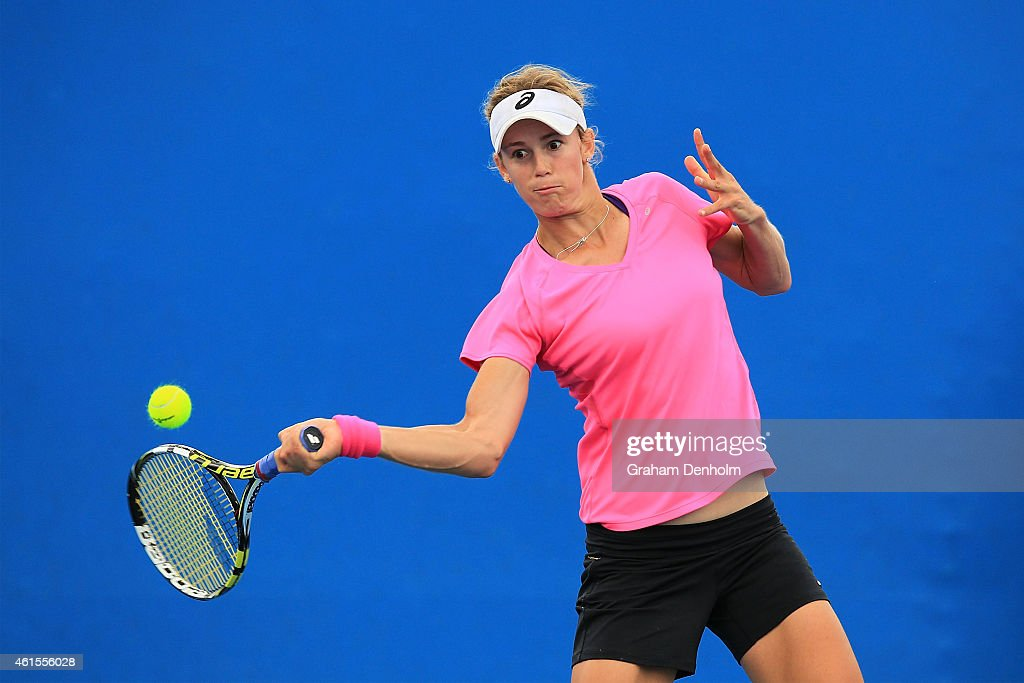 2015 Australian Open - Qualifying : News Photo