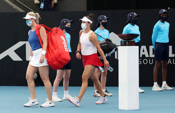 AUS: Adelaide International WTA 500 - Day 6