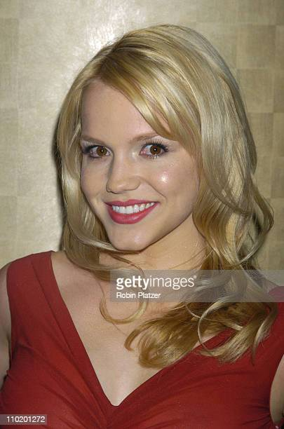 Alexa Havins during 31st Annual NATAS Daytime Emmy Craft Awards at The Marriott Marquis Hotel in New York, New York, United States.