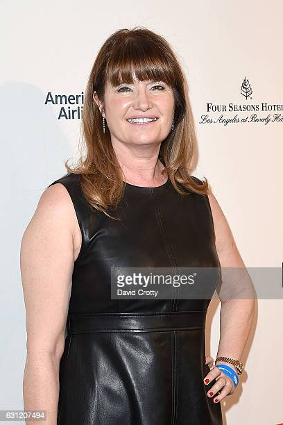 Alexa Jago attends The BAFTA Tea Party Arrivals at Four Seasons Hotel Los Angeles at Beverly Hills on January 7 2017 in Los Angeles California
