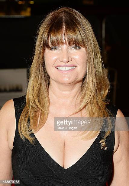 Alexa Jago attends the 'Kajaki The True Story' UK Premiere at Vue Leicester Square on November 12 2014 in London England