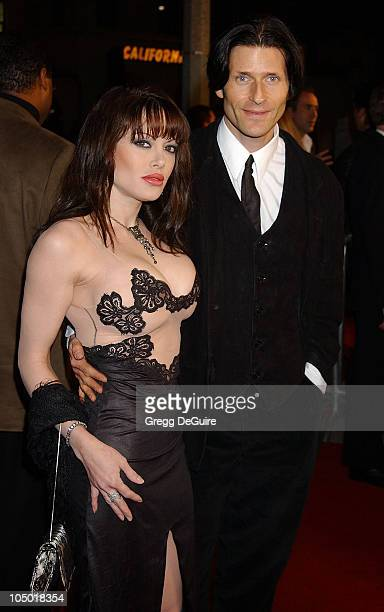 Alexa Lauren Crispin Glover during 'Adaptation' Premiere Los Angeles at Mann Village Theatre in Westwood California United States