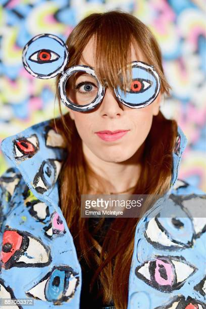 Alexa Meade attends Refinery29's '29Rooms Los Angeles Turn It Into Art' on December 6 2017 in Los Angeles California