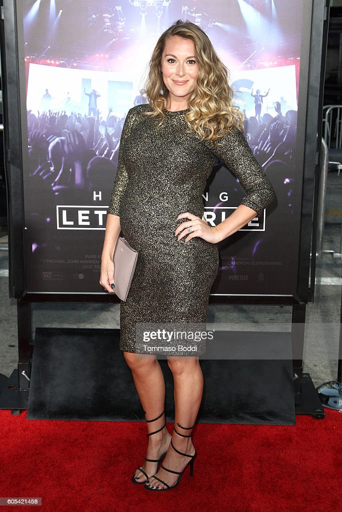 "Premiere Of Pure Flix Entertainment's ""Hillsong: Let Hope Rise"" - Arrivals"