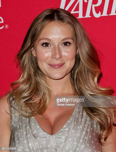 Alexa PenaVega attends Variety's 10 Latinos To Watch Event at The London West Hollywood on September 28 2016 in West Hollywood California