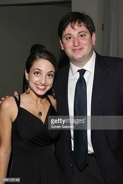 Alexa Ray Joel and Ronen Segev during The 3rd Annual Ten O'Clock Classics Gala Event at Tribeca Rooftop at 2 Desbrosses Street in New York City New...