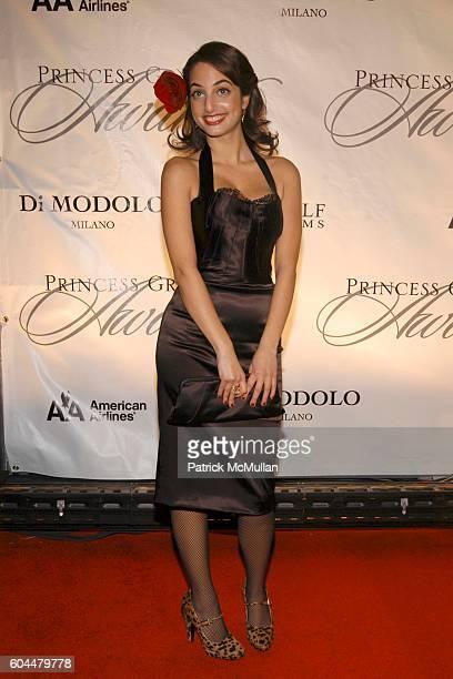 Alexa Ray Joel attends The 2006 Princess Grace Awards Gala at Cipriani 42nd Street on November 2 2006 in New York City