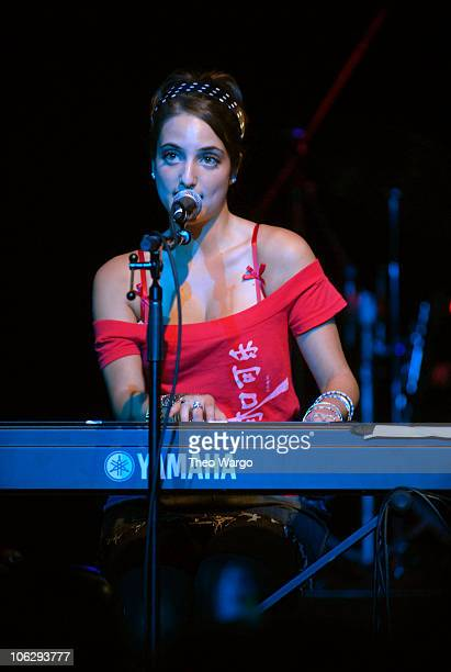 Alexa Ray Joel during Alexa Ray Joel performs at the Nokia Theatre in Times Square at Nokia Theatre in New York City, New York, United States.