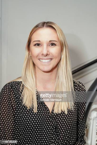 Alexa Sayre during the Celebration Of Achille Salvagni at Maison Gerard at the Elizabeth Collective on November 19 2019 in New York City