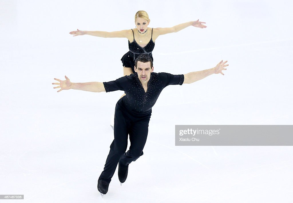 2015 Shanghai World Figure Skating Championships - Day 1