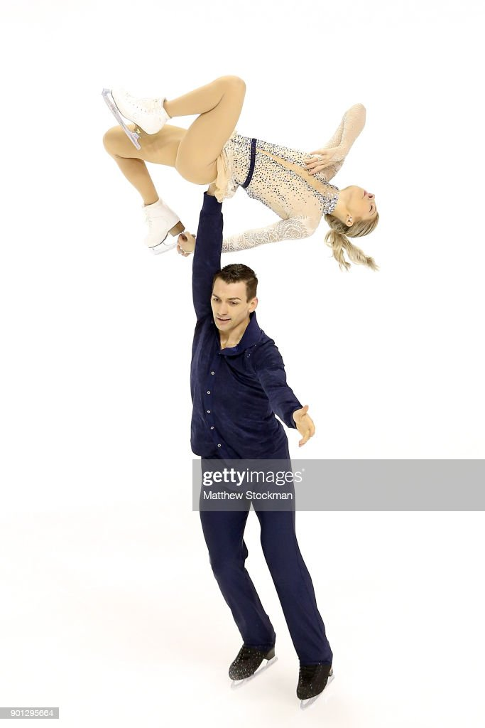 2018 Prudential U.S. Figure Skating Championships - Day 2