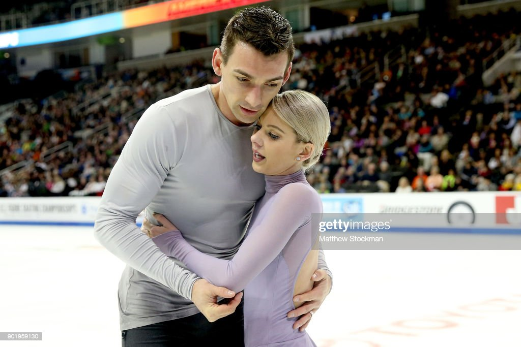 2018 Prudential U.S. Figure Skating Championships - Day 4 : News Photo