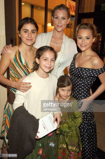 Alexa Vega and family during HBO Films Walkout Premiere Red Carpet and After Party at Cinerama Dome in Hollywood California United States