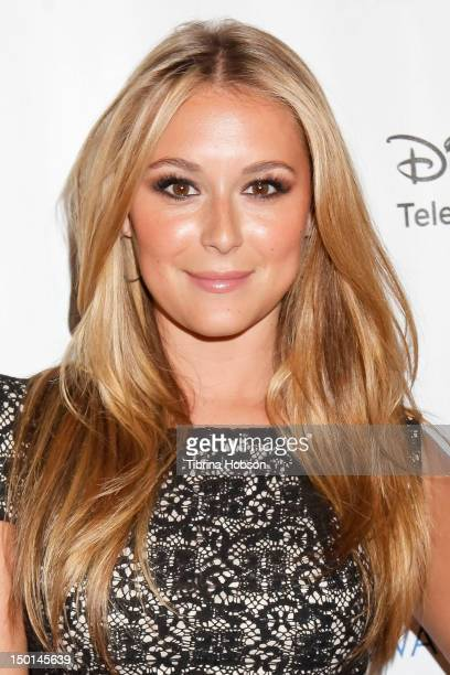 Alexa Vega attends the 27th annual Imagen Awards at The Beverly Hilton Hotel on August 10 2012 in Beverly Hills California