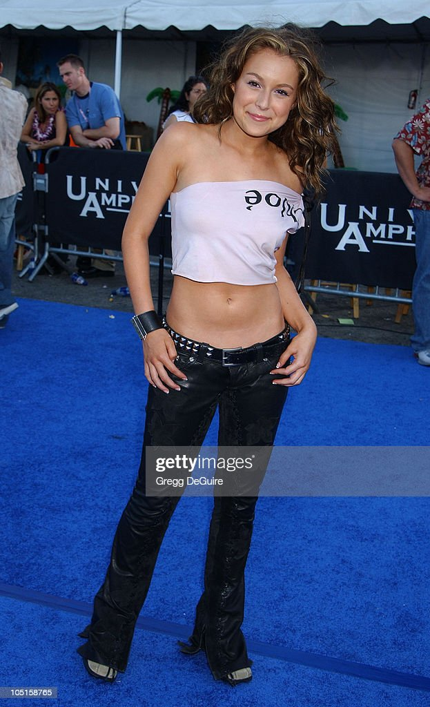 2003 Teen Choice Awards - Arrivals