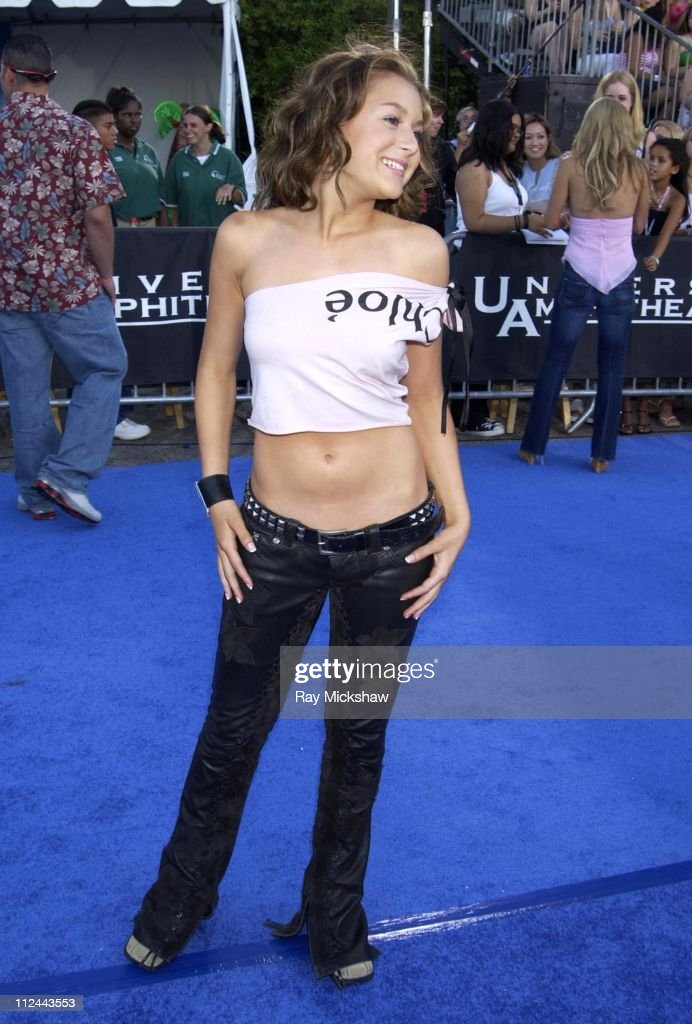 2003 Teen Choice Awards - Blue Carpet