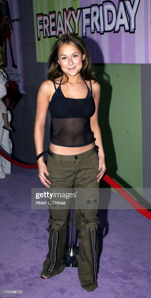 "Premiere of ""Freaky Friday"""