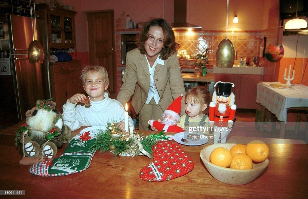 Alexa Wiegandt, Kinder, Sohn David, Tochter Lea, Homestory, Küch ...