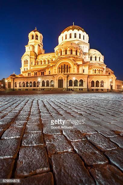 Alexandar Nevsky Cathedral Sofia