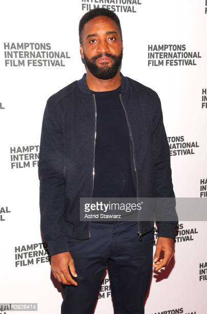 Alexander A Mora attends the Shorts Program during the 2019 Hamptons International Film Festival at United Artists on October 12 2019 in East Hampton...