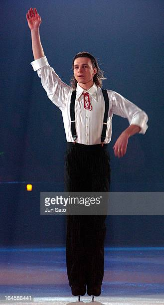 'Alexander Abt 2003 Russian Champion during Prince Ice World 2004 at Shin Yokohama Prince Hotel Skate Center in Yokohama Japan '