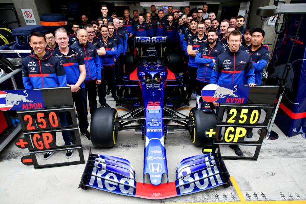CHN: F1 Grand Prix of China