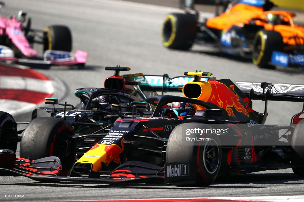 F1 Grand Prix of Austria : News Photo