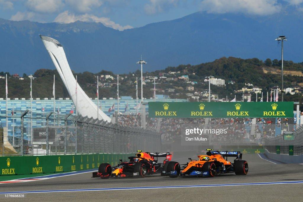 F1 Grand Prix of Russia : Photo d'actualité