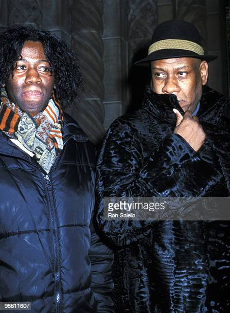 J Alexander and Andre Leon Talley
